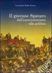 Il giovane Spataro dall'associazionismo alla politica libro di Della Penna Carmelita