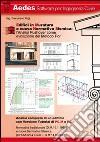 Edifici in muratura e nuova normativa sismica: l'analisi pushover come evoluzione del metodo POR libro