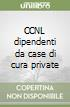 CCNL dipendenti da case di cura private