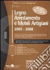Legno arredamento a mobili artigiani. 2005-2008