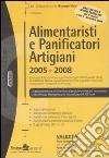 Alimentaristi e panificatori artigiani 2005-2008 libro