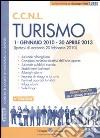 CCNL turismo 1 gennaio 2010-30 aprile 2013