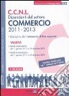 CCNL dipendenti del settore commercio 2011-2013