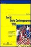 Striscia. Temi di storia contemporanea. '800-'900 libro