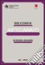 Bibliografia artigianato libro
