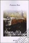 Amor ch'a nullo amato libro