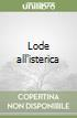Lode all'isterica libro
