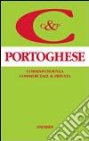 Corrispondenza portoghese libro