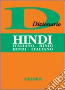 Italiano-hindi, hindi-italiano libro