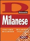 Milanese libro
