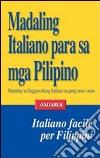 L'italiano facile per filippini