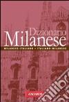 Dizionario milanese libro