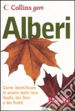 Alberi libro di Fitter Alastair