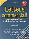 Lettere commerciali per corrispondenza tradizionale e via internet
