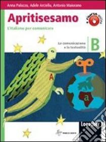 PALAZZO APRITISESAMO V. B libro di Palazzo Anna, Arciello Adele, Maiorano Antonio
