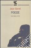Poesie. Testo francese a fronte libro