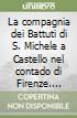 La compagnia dei Battuti di S. Michele a Castello nel contado di Firenze. Vicende tratte dai capitoli e dai ricordi libro
