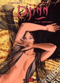 Il tesoro libro di Dufaux Jean - Mirallès