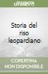 Storia del riso leopardiano libro