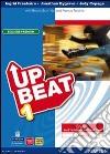UPBEAT VOL.1 + MOTIVATOR 1 + ACTIVEBOOK 1 + MYENGLISHLAB libro