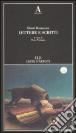 Lettere e Scritti