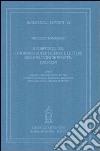 Gli articoli del «Giornale sulle scienze e lettere delle provincie venete» (1823-1824) libro