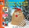 Creare a Natale con materiale di recupero libro