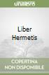 Liber Hermetis libro