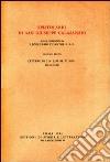 Epistolario. Vol. 6: Lettere dal n. 2351 al n. 3000 (1635-1638) libro