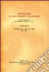 Epistolario. Vol. 8: Lettere dal n. 3801 al n. 4578 (1641-1648) libro