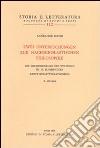 Zwei Untersuchungen zur nach scholastichen Philosophie libro