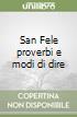San Fele proverbi e modi di dire