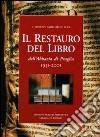 Il restauro del libro dell'Abbazia di Praglia 1951-2001