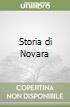 Storia di Novara libro