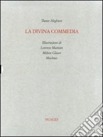 La Divina Commedia libro di Alighieri Dante