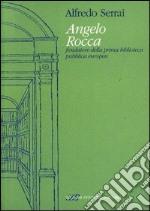 Angelo Rocca fondatore della prima biblioteca pubblica europea libro