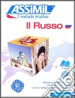 Il russo. Con 4 Cd Audio libro