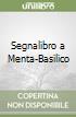 Segnalibro a Menta-Basilico libro