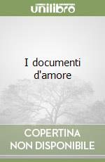 I documenti d'amore libro di Francesco da Barberino
