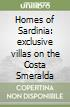 Homes of Sardinia: exclusive villas on the Costa Smeralda
