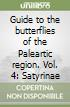 Guide to the butterflies of the Paleartic region (4)