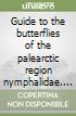 Guide to the butterflies of the palearctic region nymphalidae (4)