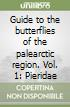 Guide to the butterflies of the palearctic region (1)