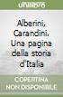 Alberini, Carandini. Una pagina della storia d'Italia libro