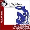 Poesie d'amore. Audiolibro. CD Audio formato MP3. Ediz. integrale libro