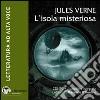 L'isola misteriosa. Audiolibro. CD Audio formato MP3. Con e-text. Ediz. integrale libro