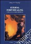 Eterna individualità. La biografia karmica di Novalis libro