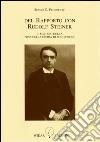 Del rapporto con Rudolf Steiner. Il mistero della posa della pietra di fondazione libro