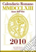Calendario romano 2010 libro