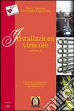 Installazioni vinicole libro
